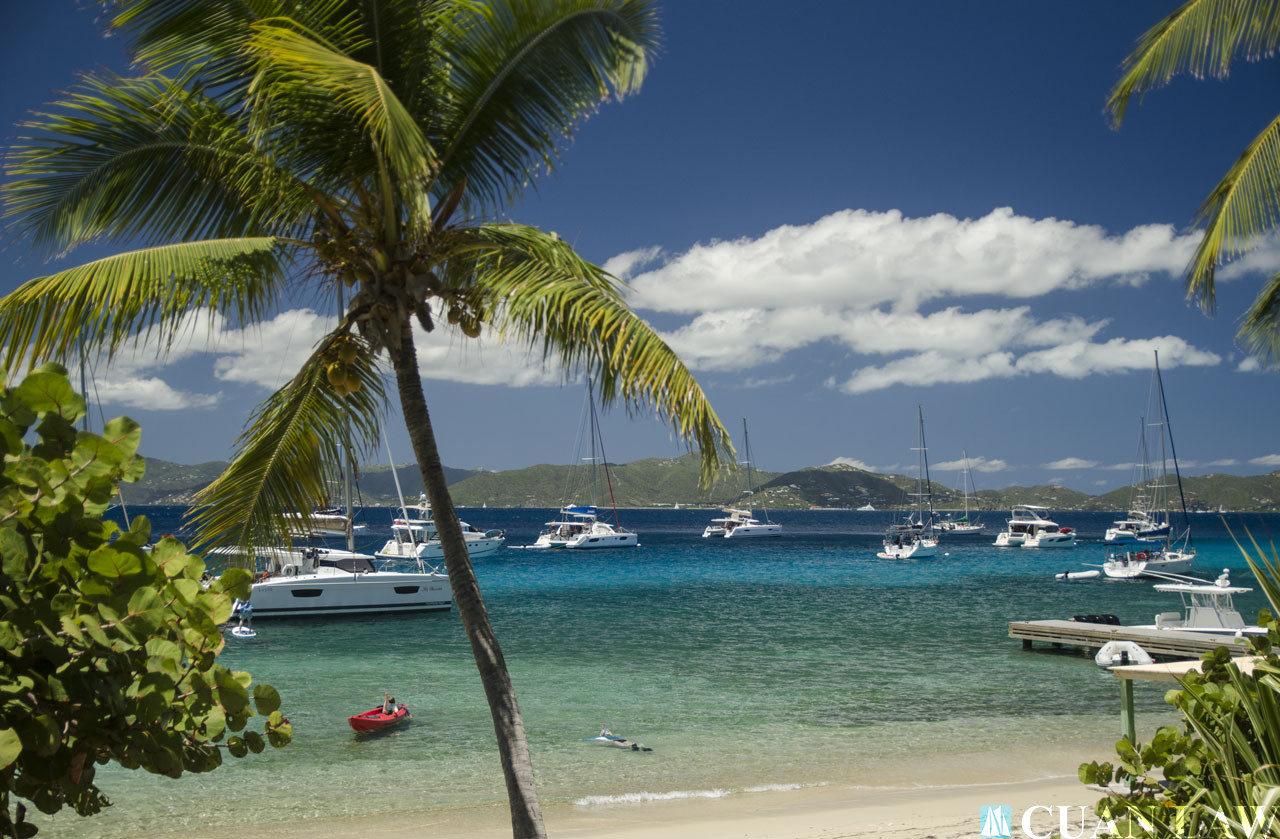 Videos Bvi Sailing Charters On Cuan Law