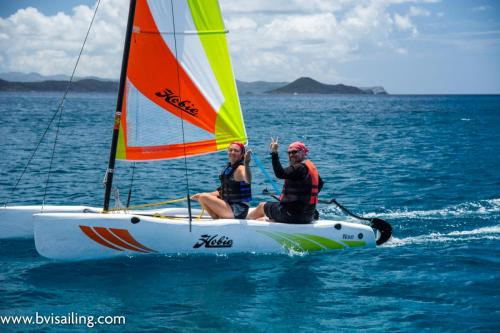 BVI SAILING VACATION WITH CUAN LAW
